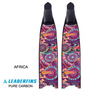 Leaderfins Africa Pure Carbon
