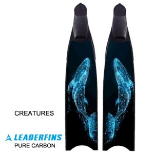 Leaderfins Creatures Pure Carbon