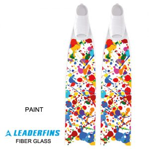 Leaderfins Paint Fiber Glass