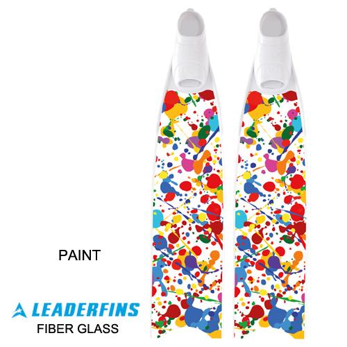 Leaderfins Paint Fiber Glass
