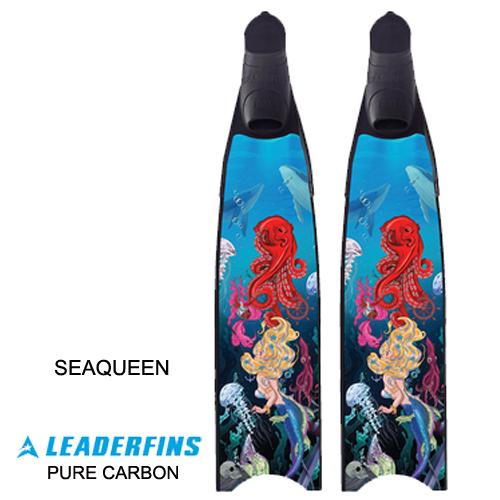 Leaderfins Seaqueen Pure Carbon