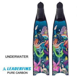 Leaderfins Underwater Pure Carbon