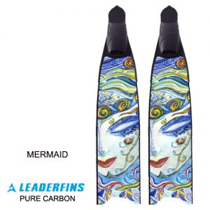Leaderfins Mermaid Pure Carbon