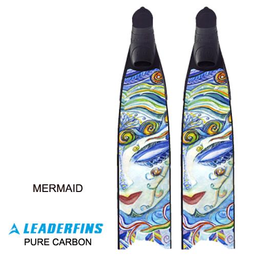 Leaderfins Mermaid Pure Carbon